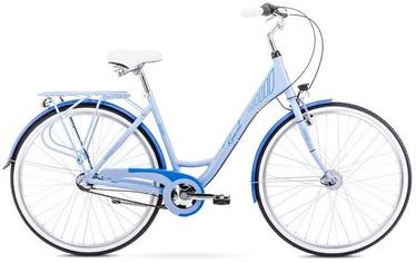 "Velosipēds Romet Moderne 3 Blue 2020, 19"", 28"""