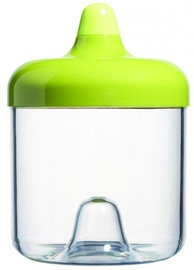 ViceVersa Round Canister 0.75L Green
