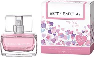 Tualetes ūdens Betty Barclay Tender Love
