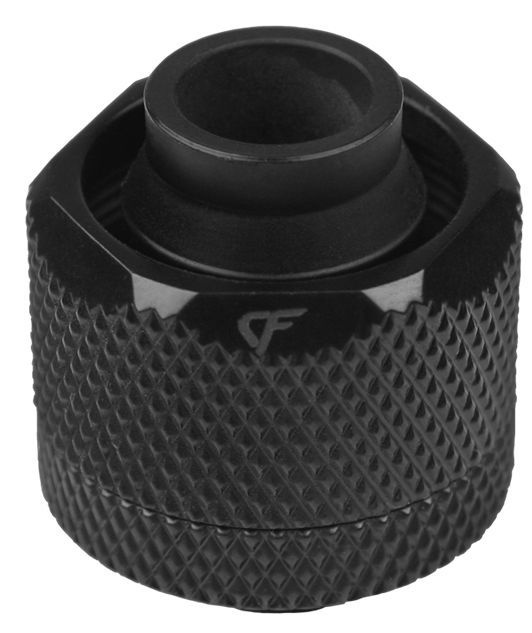 Nanoxia CF Compression fitting G1/4 AG to 19/13 mm
