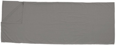 Спальный мешок Easy Camp Travel Sheet Rectangle Grey, 200 см