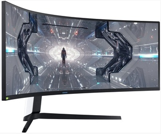 "Monitors Samsung C49G94TSSR, 49"", 1 ms"
