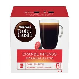 Kafijas kapsulas Nescafe Dolce Gusto Grande Intenso Morning Blend, 16 gab.