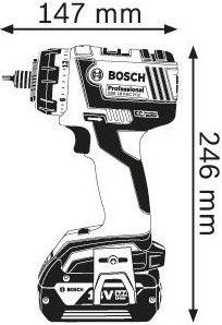 Urbis Bosch GSR 18 V-EC FC2 SDS+