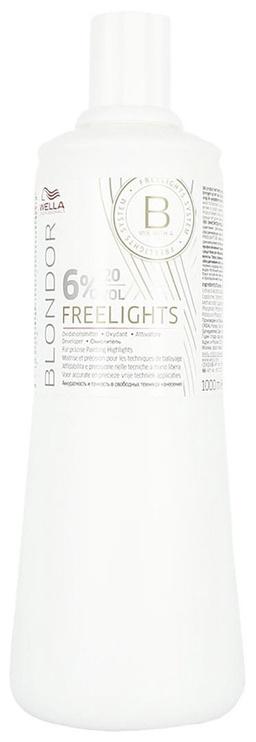 Wella Professionals Blondor Freelights Developer 1000ml 6%