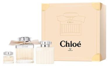 Набор для женщин Chloe Signature 75 ml EDP + 100 ml Body Lotion + 5 ml EDP