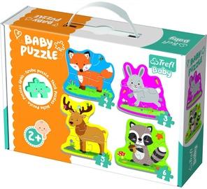 Пазл Trefl Baby Classic Forest Animals 36077T, 18 шт.