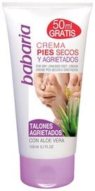 Крем для ног Babaria Feet Care Cream For Dry Cracked Feet, 150 мл