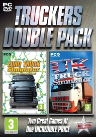 Truckers Double Pack: Euro Truck Sumulator and UK Truck Simulator PC