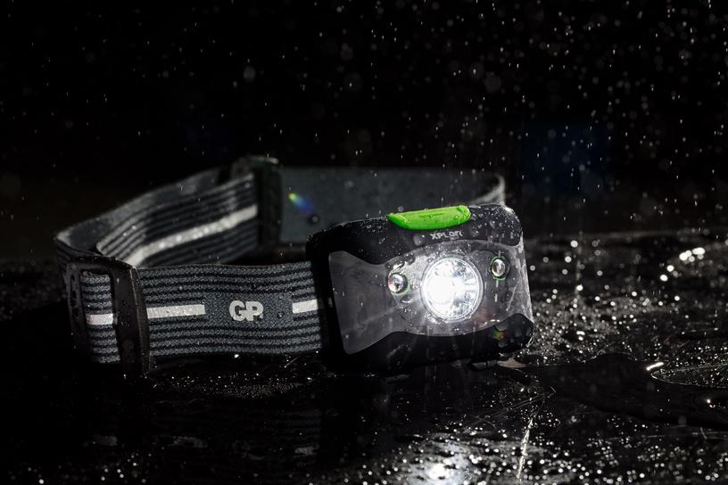 GP Batteries PHR15XPLOR Headlamp