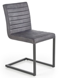 Halmar Chair K376 Dark Grey