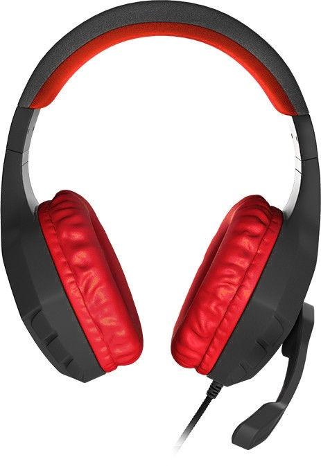 Игровые наушники Genesis Argon 200, красный