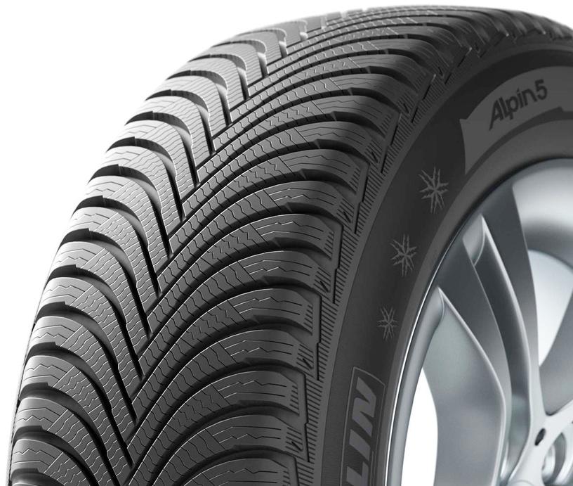 Зимняя шина Michelin Alpin 5, 275/35 Р19 100 V XL E B 72
