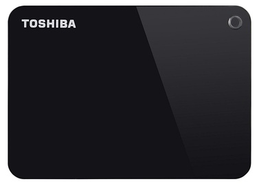 "Toshiba Canvio Advance 2.5"" 1TB USB 3.0 Black"