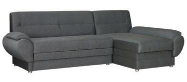 Угловой диван Bodzio Livonia Gray, правый, 248 x 155 x 89 см