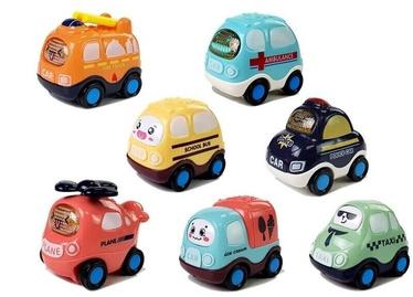 Детская машинка LEAN Toys Fun Mini Inertia Car