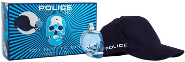 Police To Be 125ml EDT + Hat