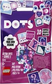 Конструктор LEGO Dots Тайлы DOTS — серия 3 41921