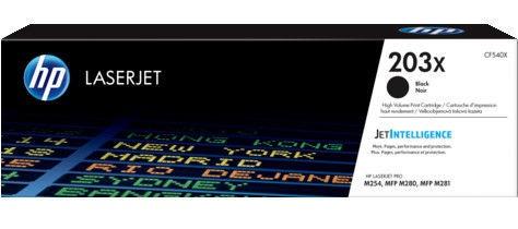 HP 203X High Yield Toner Cartridge Black