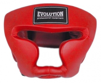 Evolution Boxing Helmet Red