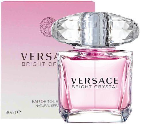 Smaržas Versace Bright Crystal 90ml EDT