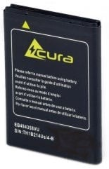 Acura Analog Battery For Nokia E52/E55/E6/N97 1350mAh