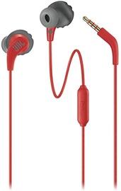 Наушники JBL Endurance RUN In-Ear Red