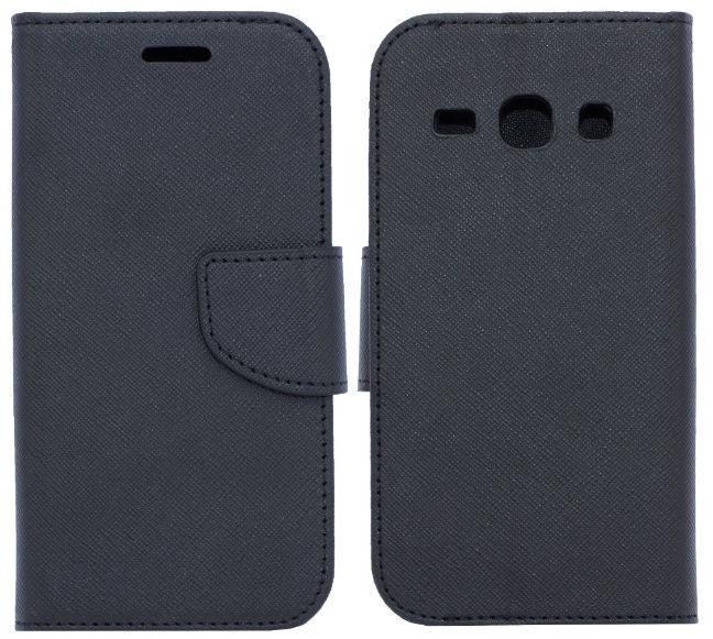 Telone Fancy Diary Bookstand Case For Sony Xperia XZ/XZ Dual Black