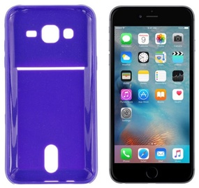 Roar Pocket Jelly Case For Apple iPhone 6/6S Violet