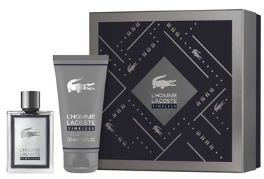 Lacoste L'Homme Timeless 100ml EDT + 150ml Shower Gel