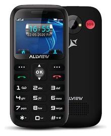 Mobilais telefons Allview D3 Senior, melna, 8MB/160MB
