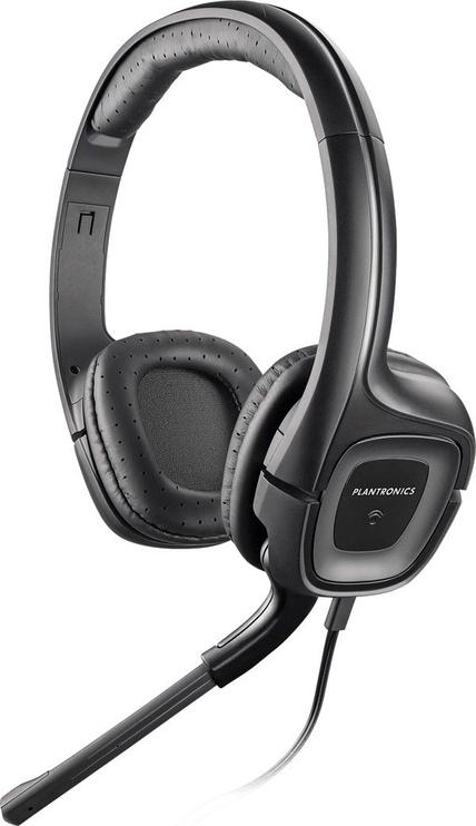 Austiņas Plantronics Audio 355 Black