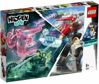 Konstruktors Lego Hidden Side El Fuego's Stunt Truck 70421