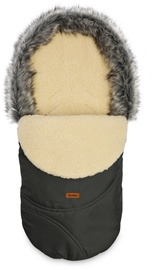 Sensillo Eskimo Romper Bag Graphite/Wool