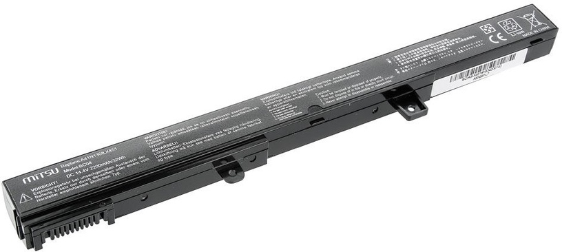 Mitsu Battery For Asus X451/X551 2200mAh