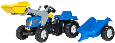 Rolly Toys Kid New Holland T7040 Blue 023929