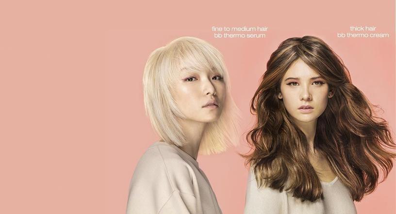 Shu Uemura Art Of Hair Blow Dry Beautifier BB Thermo Cream 150ml