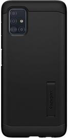 Spigen Tough Armor Back Case For Samsung Galaxy A71 Black