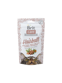 BRIT CARE CAT SKANĖSTAS HAIRBALL