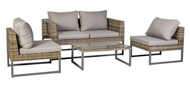 Home4you Emilia Garden Furniture Set Grey