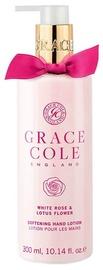 Roku krēms Grace Cole White Rose & Lotus Flower, 300 ml