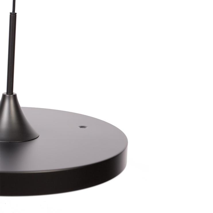 Gaismeklis Domoletti Ruben P17129 Ceiling Lamp 24W Black