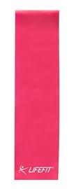 Lifefit Rubber Tape Flexband 0.35mm Pink
