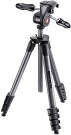 Manfrotto Compact Advanced Black Tripod + Head