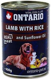 Ontario Lamb With Rice 400g