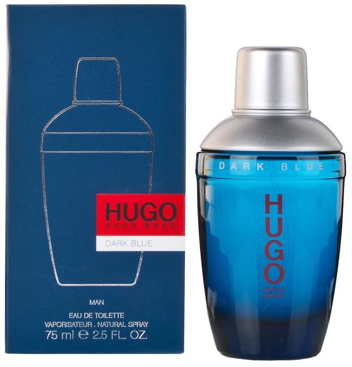Tualetes ūdens Hugo Boss Dark Blue 75ml EDT