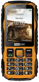 Mobilais telefons Maxcom MM920 Strong Yellow, 128 MB