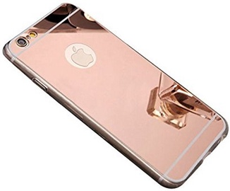 Blun Mirror Back Case For Huawei Honor 5X Pink