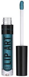 Губная помада Rimmel London Lip Art Metallics 80, 2 мл