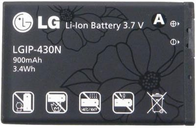 LG LGIP-430N Original Battery 900mAh MS